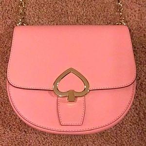 Medium Chain Saddle Bag